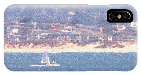 iPhone Case - Pastel Sail by Pharris Art