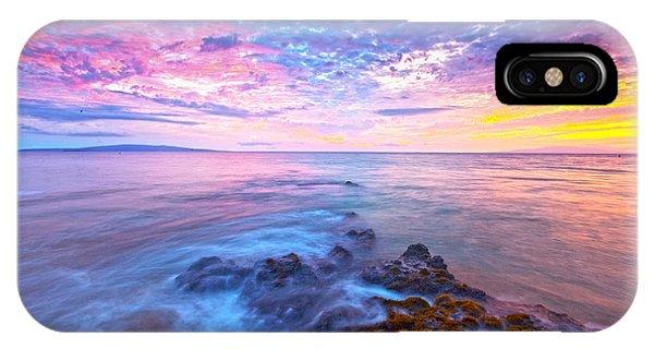 Pastel Skies IPhone Case