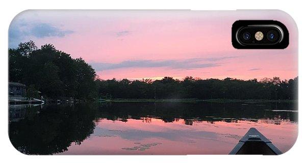 Pastel Sunset IPhone Case