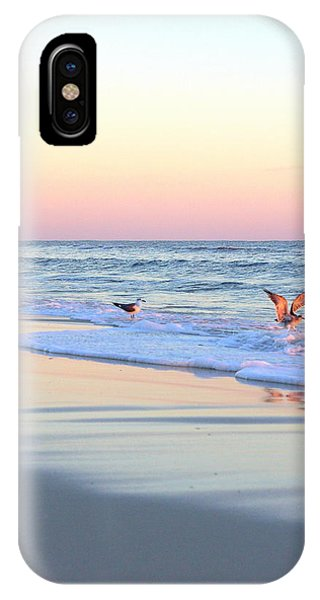 Pastels On Water IPhone Case
