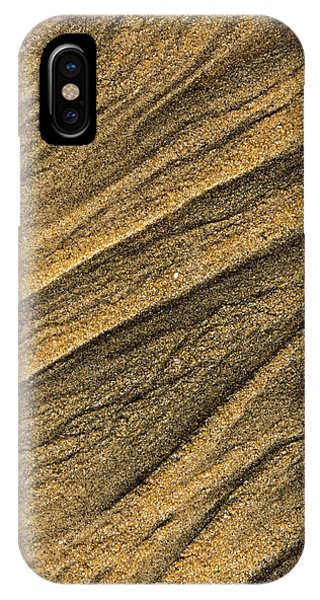 Paterns In The Sand IPhone Case