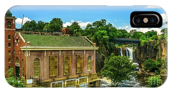 Paterson Great Falls National Historical Park  IPhone Case