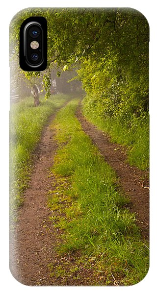 Path From Bullock Lake IPhone Case