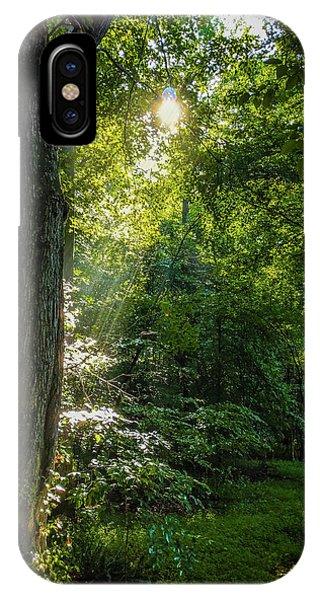 Path Lighting IPhone Case