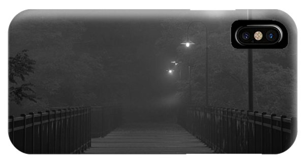 Path To Darkness IPhone Case