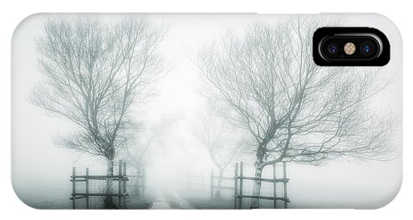 Path To Nowhere II IPhone Case