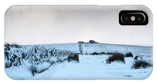 Path To South Hessary Tor II IPhone Case