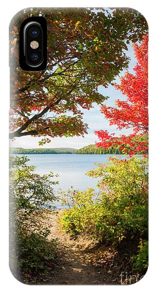 iPhone Case - Path To The Lake by Elena Elisseeva