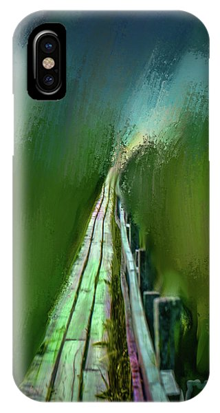 Path To The Unknown #h5 IPhone Case