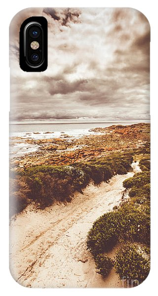 Path iPhone Case - Pathways To Seaside Paradise by Jorgo Photography - Wall Art Gallery