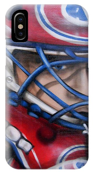 Patrick Roy ... IPhone Case