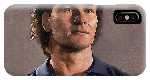Patrick Swayze IPhone Case