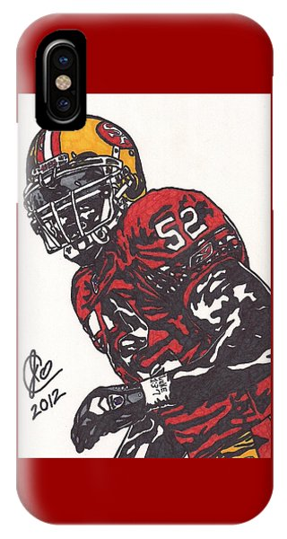 Patrick Willis IPhone Case