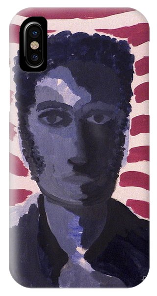 Patriotic 2002 IPhone Case