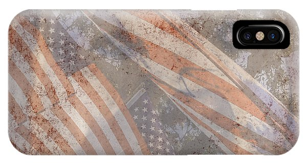 Patriotic Lab IPhone Case