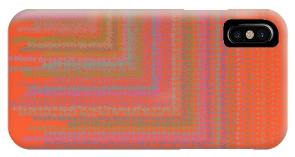 IPhone Case featuring the digital art Pattern 192 by Marko Sabotin