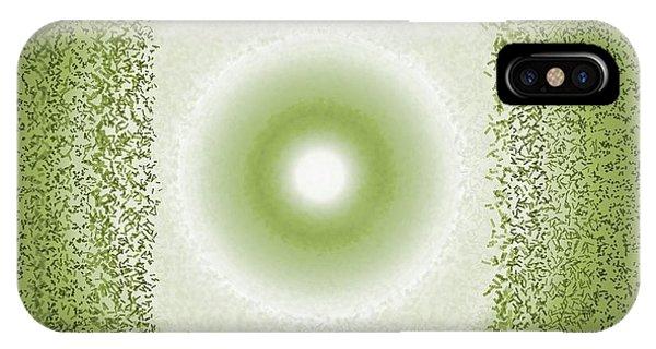 IPhone Case featuring the digital art Pattern 198 by Marko Sabotin