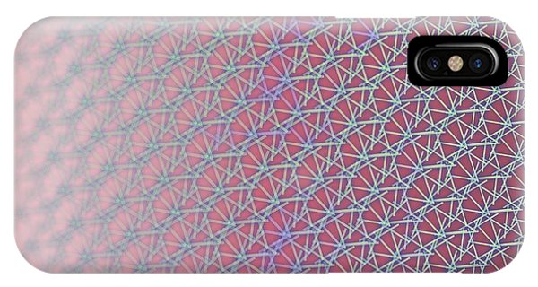 IPhone Case featuring the digital art Pattern 212 by Marko Sabotin