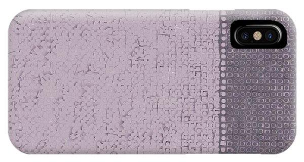 IPhone Case featuring the digital art Pattern 219 by Marko Sabotin
