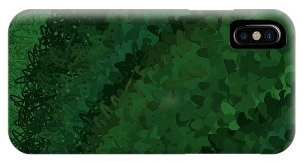IPhone Case featuring the digital art Pattern 221 by Marko Sabotin