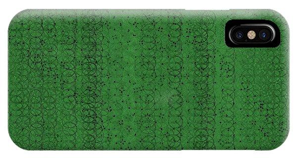 IPhone Case featuring the digital art Pattern 224 by Marko Sabotin