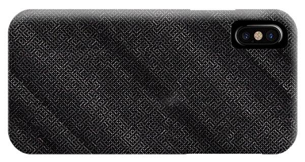 IPhone Case featuring the digital art Pattern 230 by Marko Sabotin