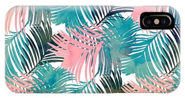 Pattern Jungle IPhone Case