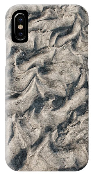 Patterns In Sand 4 IPhone Case