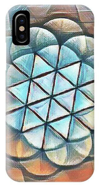 Patterns Of Life IPhone Case