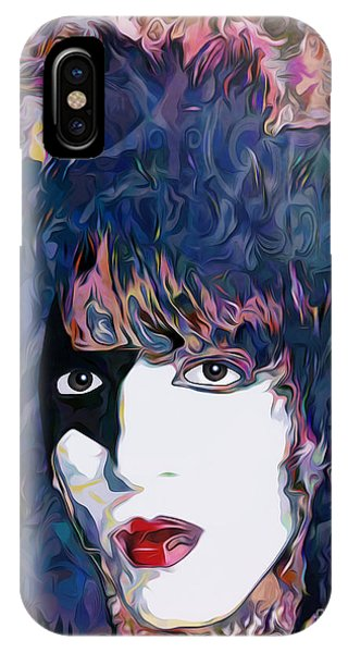 Paul Stanley IPhone Case