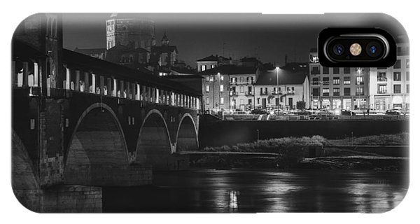 Pavia At Night IPhone Case