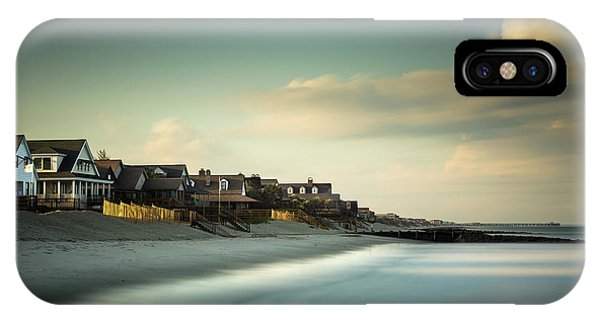 Long Beach Island iPhone Case - Pawleys Island, One Hour Till Sunset by Ivo Kerssemakers