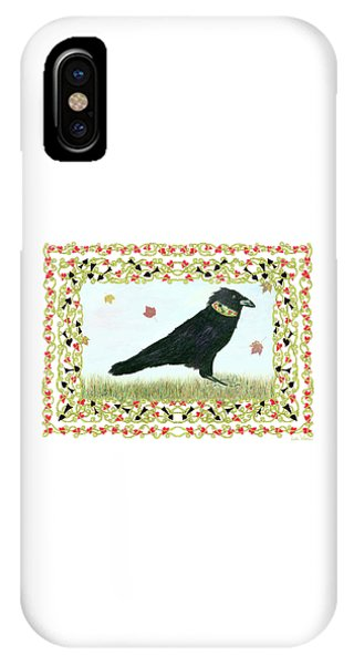 Pawn In Autumn IPhone Case