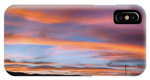 Pawnee Sunset IPhone Case