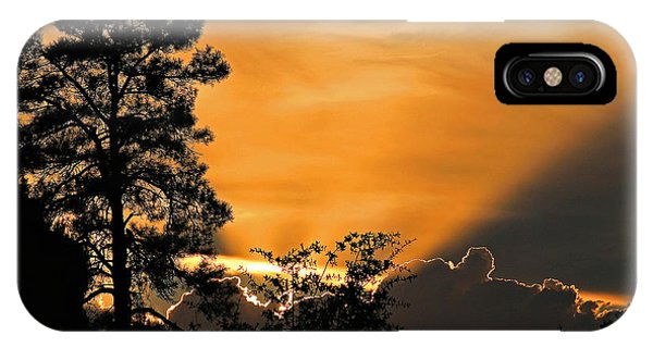 Payson Sunset IPhone Case