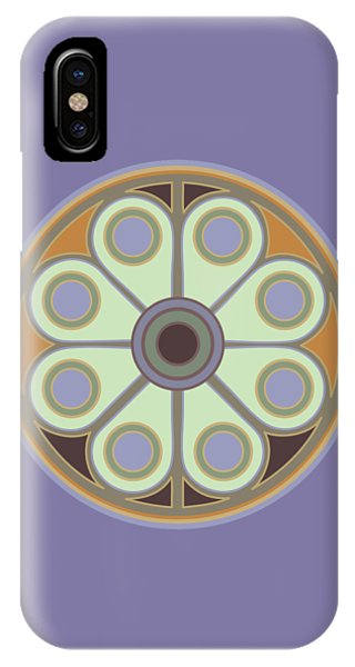 Peace Flower IPhone Case
