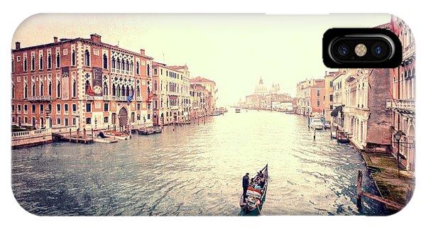 Peace In Venice IPhone Case