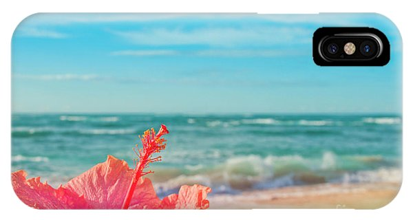 IPhone Case featuring the photograph Peace Love And Aloha by Sharon Mau