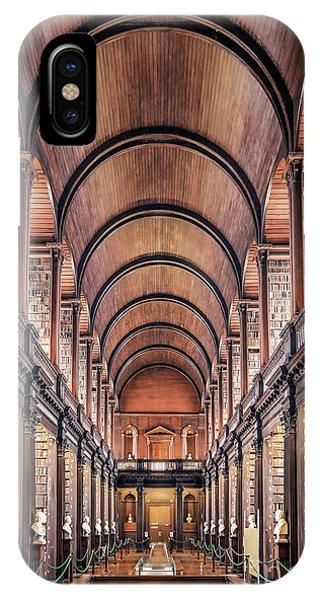 Irish iPhone Case - Peace Of Paper by Evelina Kremsdorf