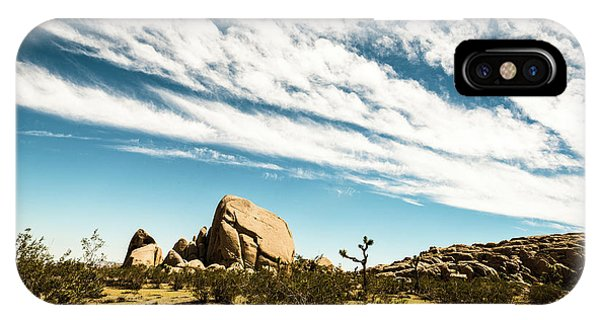 Peaceful Boulder IPhone Case