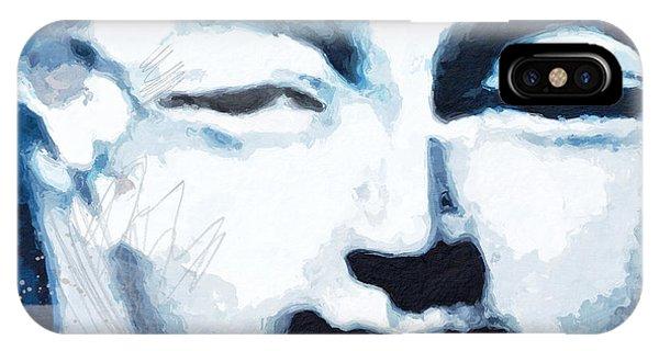 Buddhism iPhone Case - Peaceful Buddha 2- Art By Linda Woods by Linda Woods