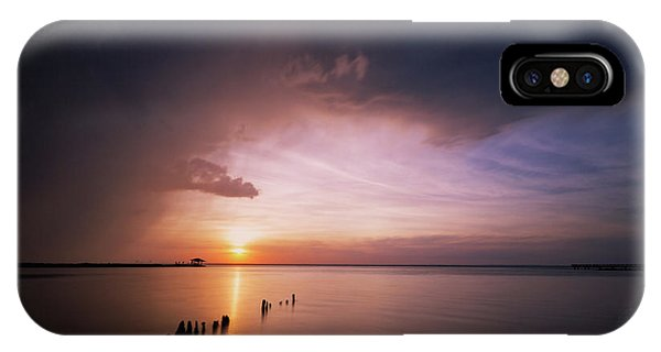 Peaceful End IPhone Case