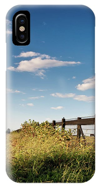 Peaceful Grazing IPhone Case