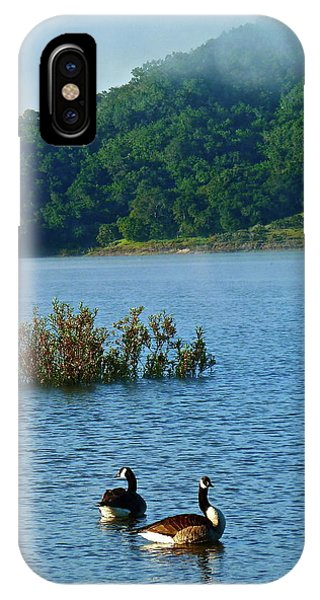 Peaceful Morning IPhone Case