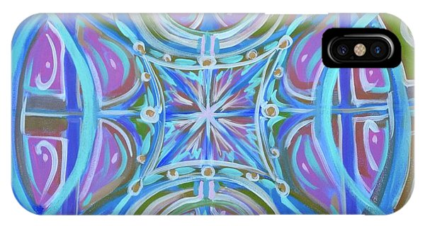 IPhone Case featuring the painting Peaceful Patience by Jeanette Jarmon