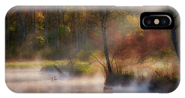 Peaceful Spring Morning IPhone Case