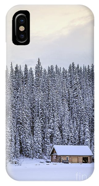 Peaceful Widerness IPhone Case