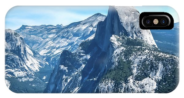 Peak Of Half Dome- IPhone Case
