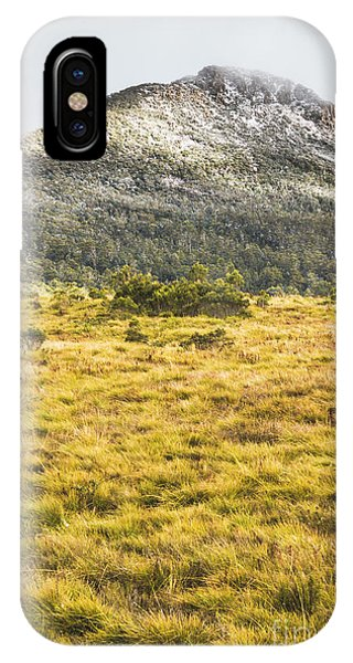 Mountainous iPhone Case - Peaks And Plateaus by Jorgo Photography - Wall Art Gallery