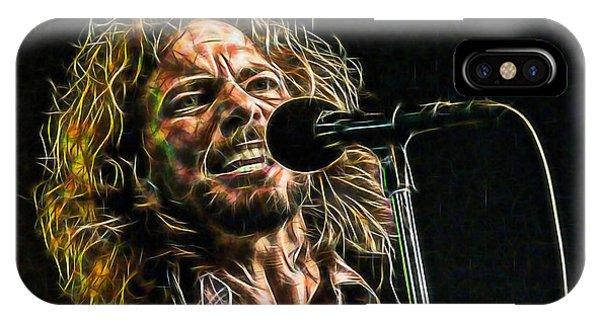 Pearl Jam Eddie Vedder Collection IPhone Case